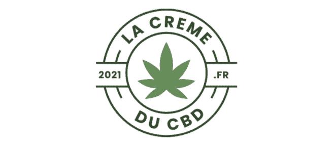 Logo La Crème du CBD